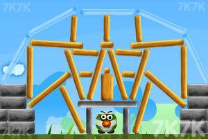 《愤怒的大炮》游戏画面9