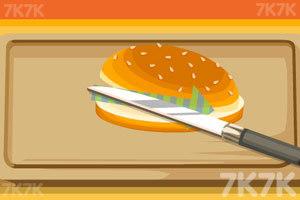 《泰莎做漢堡》游戲畫面6