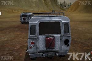《狂野吉普赛车》游戏画面2