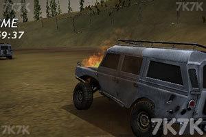 《狂野吉普赛车》游戏画面9