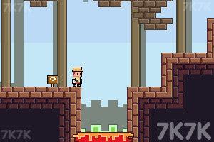 《像素冒险王》游戏画面2