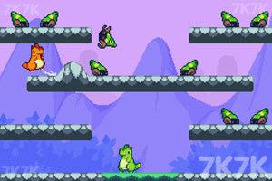 《恐龙兄弟》游戏画面1