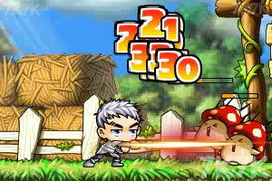 《冒险王神兵传奇》游戏画面2
