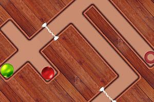 《重力双球》游戏画面1