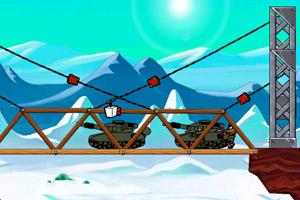 炸桥灭敌军