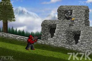 《猩猩大战外星人》游戏画面3