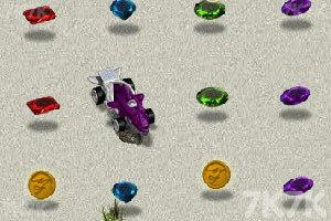 《鲨鱼火箭车》游戏画面9