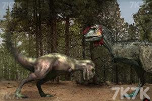 《恐龙格斗》游戏画面10