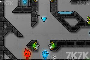 《森林冰火人4水晶庙》截图6