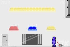 《颜色小人闯关中文版》游戏画面8