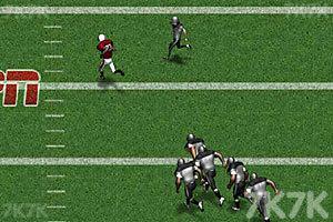 《橄榄球快速达阵3》游戏画面5