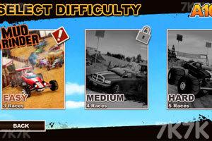 《超级四驱车赛》游戏画面2