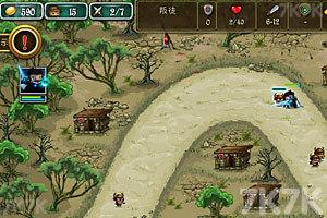 《入侵者之战2中文版》游戏画面6