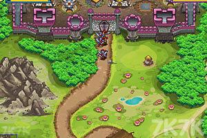 《城堡守卫风暴》游戏画面8