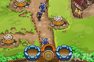 《城堡守卫风暴》游戏画面7