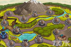 《城堡守卫风暴》游戏画面2