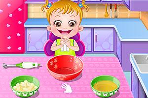 可爱宝贝下厨房