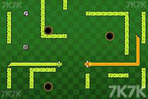 《双人贪食蛇大战》游戏画面6