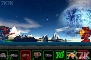 《机器人大对战》游戏画面2
