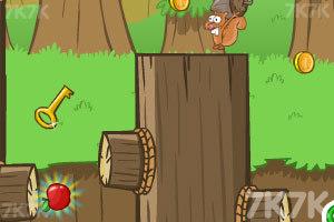 《卷毛球冒险3》游戏画面9