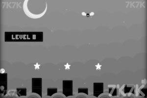 《小白球回家》游戏画面6