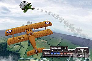 《3D空中战争》游戏画面2