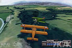 《3D空中战争》游戏画面9