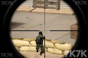《狼牙特种狙击队》游戏画面4