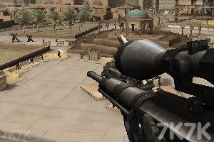 《狼牙特种狙击队》游戏画面3