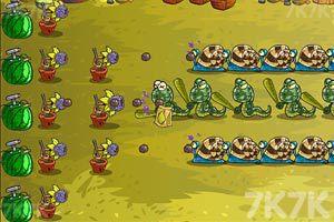《水果保卫战加强版》游戏画面10