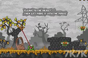 《小青蛙吃害虫》游戏画面3
