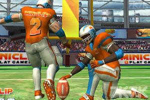 《职业橄榄球3D》游戏画面5