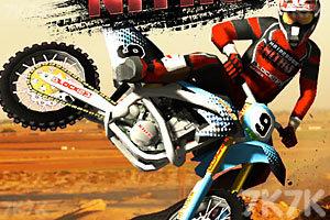 《3D极限越野摩托》游戏画面2