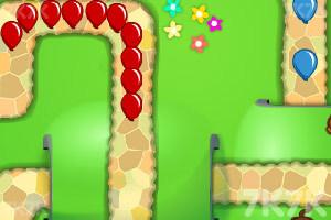 《小猴子守城5》游戏画面7