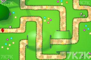《小猴子守城5》游戏画面4
