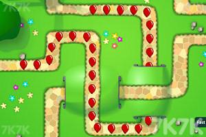 《小猴子守城5》游戏画面5