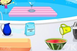 《制作夏日西瓜冰》游戏画面5