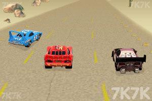 《沙漠极速飙车》游戏画面5
