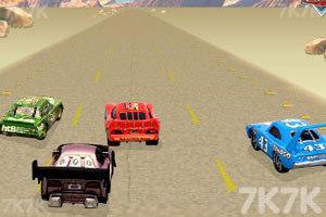 《沙漠极速飙车》游戏画面4