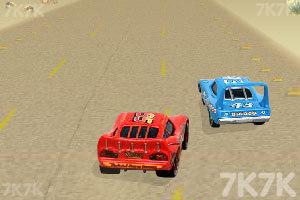 《沙漠极速飙车》游戏画面3