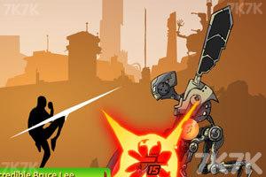 《邪恶力量》游戏画面2