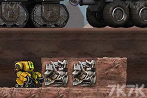 《挖矿机器人》游戏画面1
