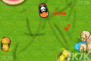 《小浣熊碰碰车》游戏画面8