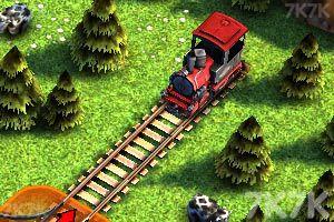 《火车指挥官lite》游戏画面2