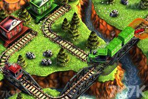 《火车指挥官lite》游戏画面8