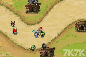 《入侵者之战》游戏画面6
