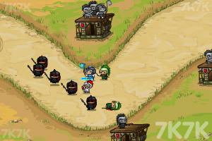 《入侵者之战》游戏画面10