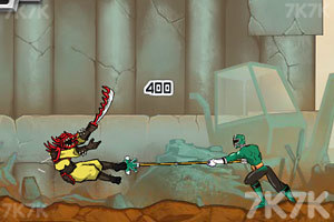 《侍戰隊真劍者3》截圖6