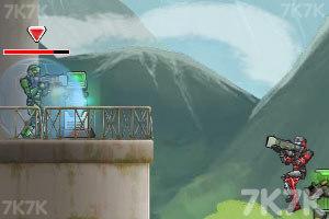 《装甲战士2正式版》游戏画面10