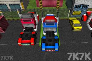 《3D货运大卡车》截图5